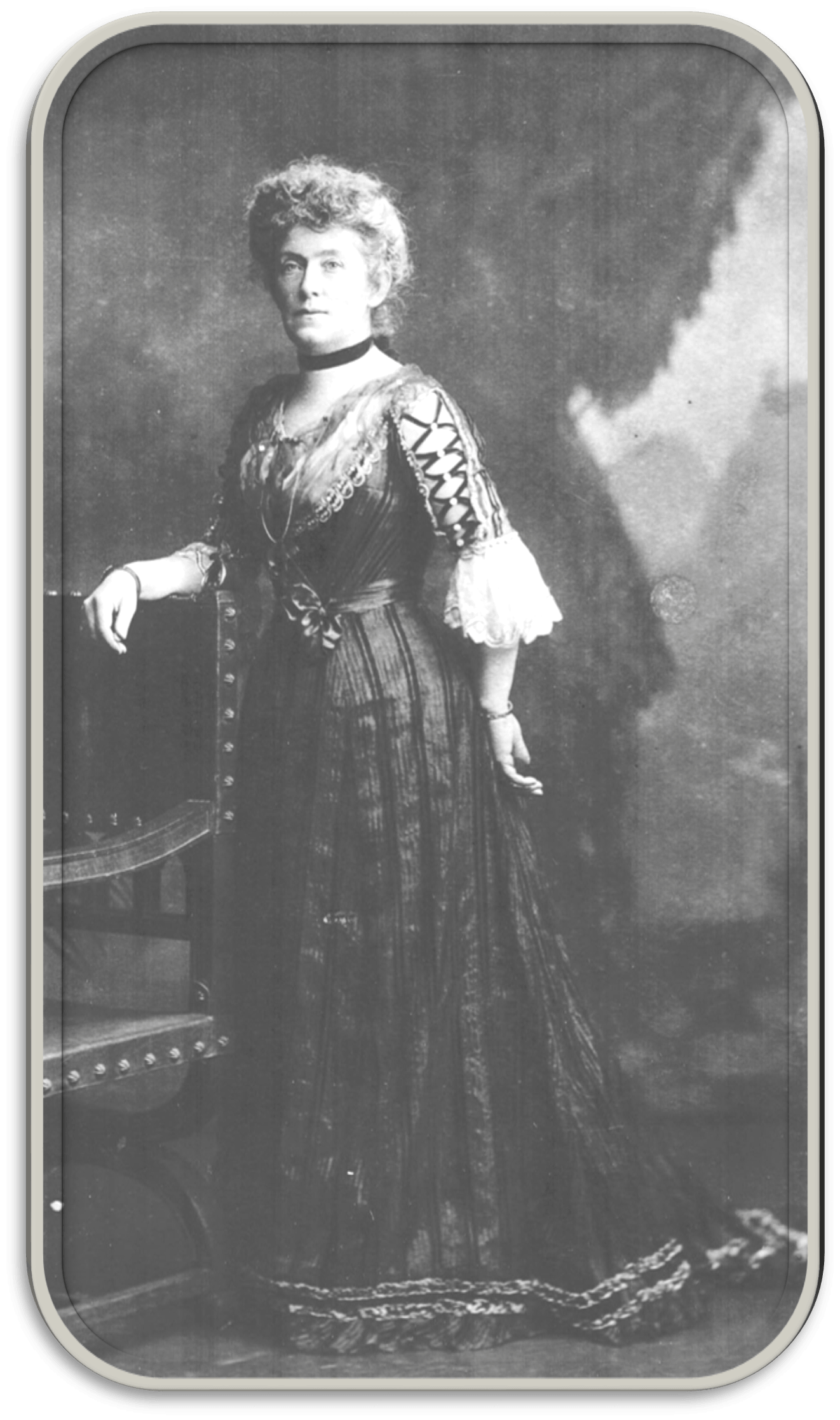 Mrs F.H. (Mary Jane Elizabeth) Piesse nee Chipper lost katanning women suffrogettes